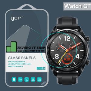 Dán cường lực hiệu GOR cho Huawei Watch GT (combo 2 miếng dán)